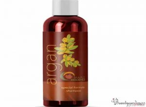argan oil shampoo for smelly scalp
