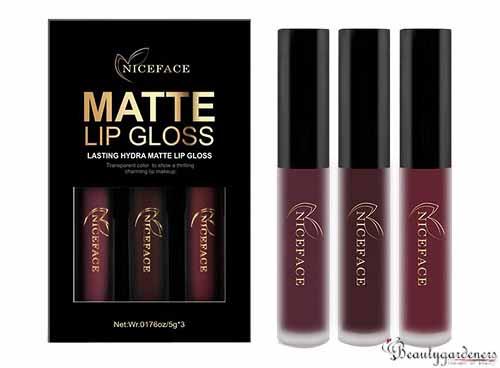 best matte lipstick set