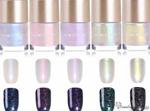 best nail stamping polish