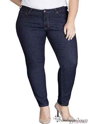 Dickies women stretch plus size jeans