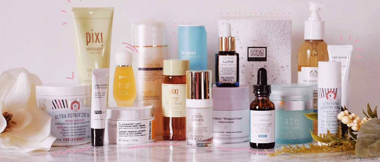 european beauty products